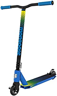 Mongoose Rise Youth and Adult Freestyle Kick Scooter, High Impact 110mm Wheels, Bike-Style Grips, Lightweight