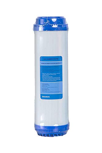 Green Label Water Granular Activated Carbon Filter for Most Reverse Osmosis Units by Green Label (Image #1)