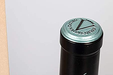 Valdecuevas ÁLIUM, vino tinto 100% tempranillo, caja de 3 ud 750 ml Vino de la Tierra de Castilla y león