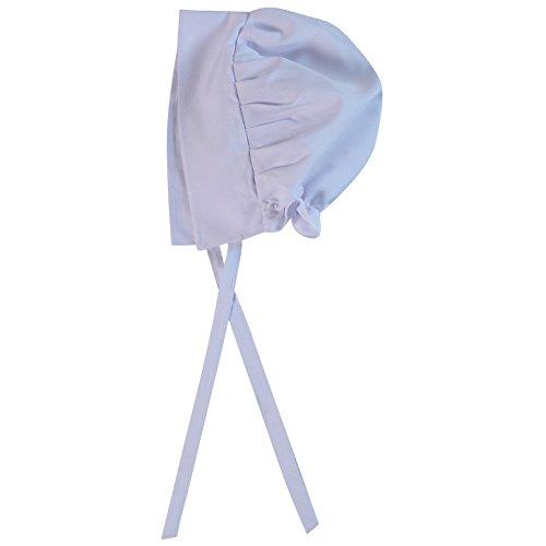 (Women's Simple Bonnet (One Size, White))