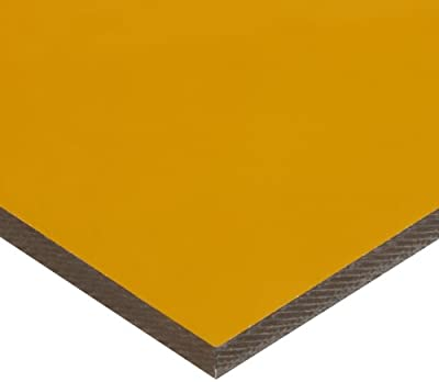 PEI (Polyetherimide) Sheet, Opaque Off-White, Standard Tolerance, ASTM D5205 PEI0113
