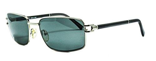 Sunglasses Trussardi TE21322 054 classical sunglasses with carbon temples - Trussardi Sunglasses