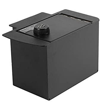 Image of Lock'er Down Console Safe with 4 Digit Combo, Keep Personal Items Secure and Organized in Car, Compatible With 2005 - 2015 Toyota Tacoma Anti-Theft
