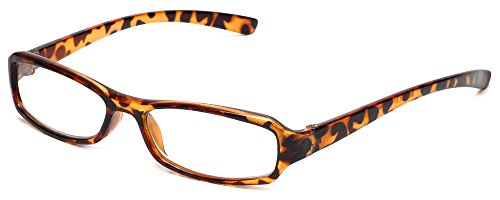 Calabria 8034 Designer Reading Glasses in Tortoise +6.00