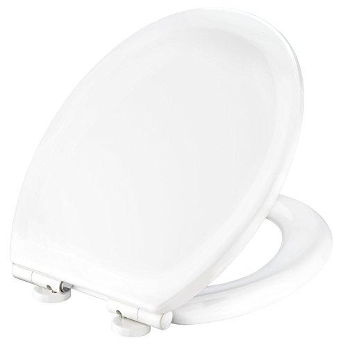 Cornat WC-Sitz QUICK UP AND CLEAN, weiß, Schnellverschluss quick up and clean