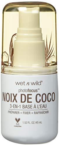 wet 'n wild Photo Focus Primer Water, Coconut