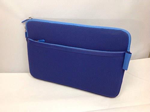 Belkin Blue Sleeves - Belkin Pocket Protective Sleeve for Tablet, Blue (F7P371BTC00)