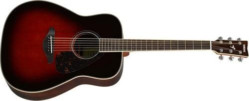 Yamaha FG830 TBS Dreadnought Acoustic Guitar, Rosewood Body,