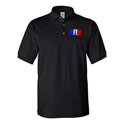 Tower Tee Golf - Polo Shirts for Men France Flag