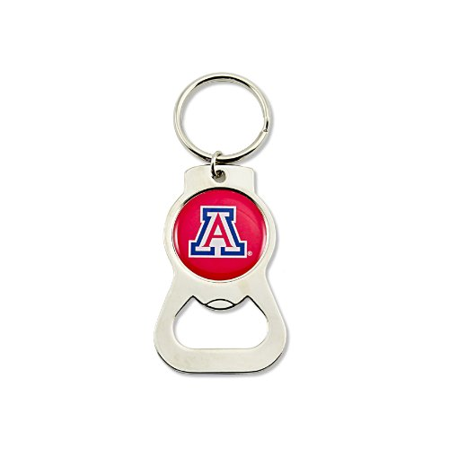 - NCAA Arizona Wildcats Bottle Opener Key Ring
