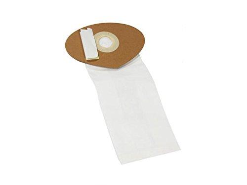 (Powr-Flite X9736 Comfort Pro Closed Mouth Paper Bag, 10 Quart (Pack of 10))