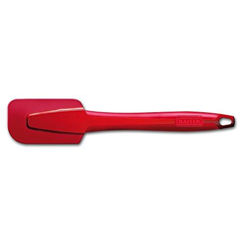 Kaiser 2300686011 Kaiserflex Red Topf- und Teigschaber groß, 28 cm