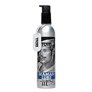 Tom of Finland Seaman Lube, 8 Fluid Ounce