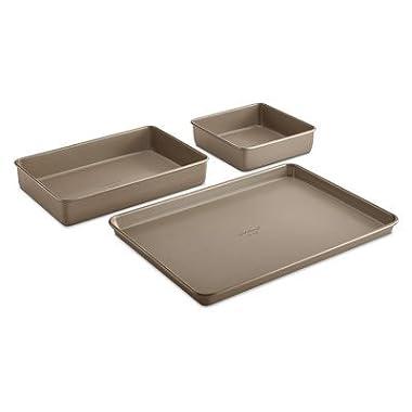 Calphalon Simply Nonstick 3-Piece Bakeware Set