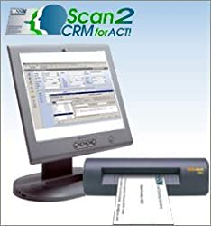 CSSN ACT Addon - Business Card Scanner and reader to ACT!