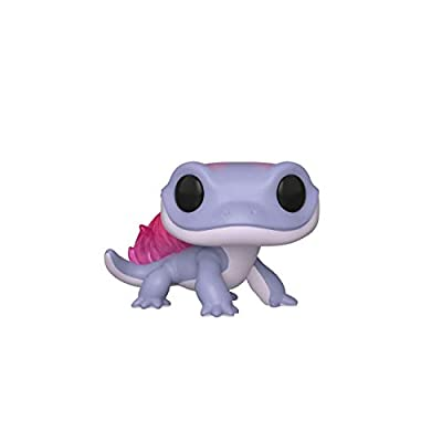 Funko Pop! Disney: Frozen 2 - Fire Salamander: Toys & Games