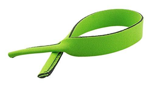 Edison&King Cordon à lunettes élastique d'env. 38 cm Pour lunettes de sport Différentes couleurs (vert pomme) G4TVKMUsfj