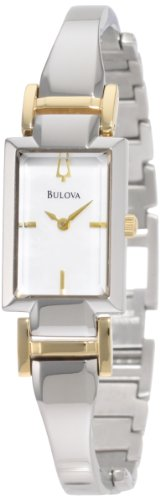 Bulova Women's 98L149 Dress Bangle Watch