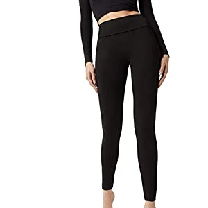 CALZEDONIA Femme TOTAL SHAPER Legging remodelant taille haute