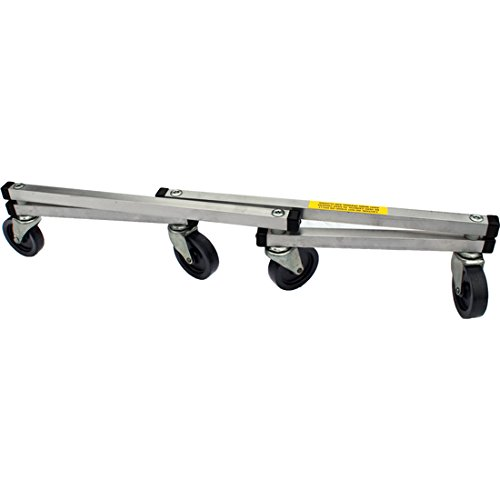 Racatac 12'' x 18'' Folding Dolliy with 3'' casters