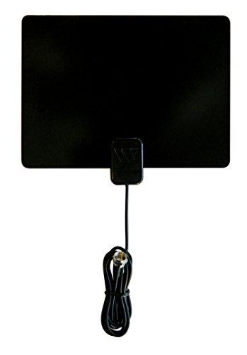 Winegard FL-1000 Digital Indoor TV HD Antenna (4K Ready / ATSC 3.0 Ready / Ultra-Thin) - 30 Mile Long Range Indoor TV Antenna