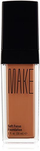MAKE Cosmetics Soft Focus Foundation, Cool No. 6, 1 oz.