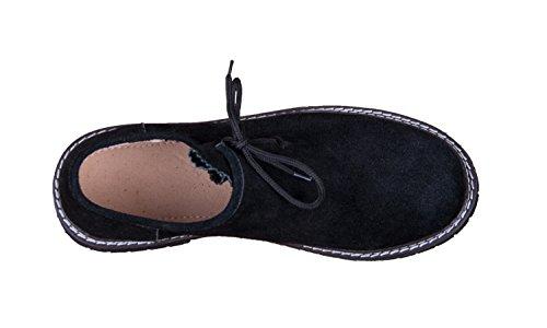 in Almwerk Leder Farben echtem Herren aus Schwarz verschiedenen Trachtenschuh XqrwXgvp