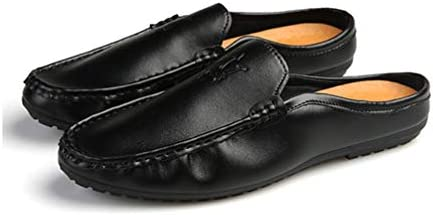 ローファー かかとなし メンズ スリッパ ビジネスサンダル ドライビングシューズ 幅広 3E 夏 紳士靴 メッシュ 通気 蒸れない 軽量 モカシンシューズ 男性 社内履き ホワイト 脱ぎ履きやすい カジュアル 靴