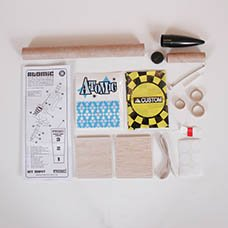 Custom Rockets Atomic Bulk Pack (12 pack) by Belleville Hobby (Image #1)