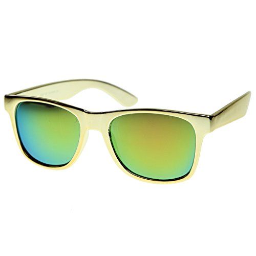 zeroUV Bright Sunglasses Colorful Mirrored product image