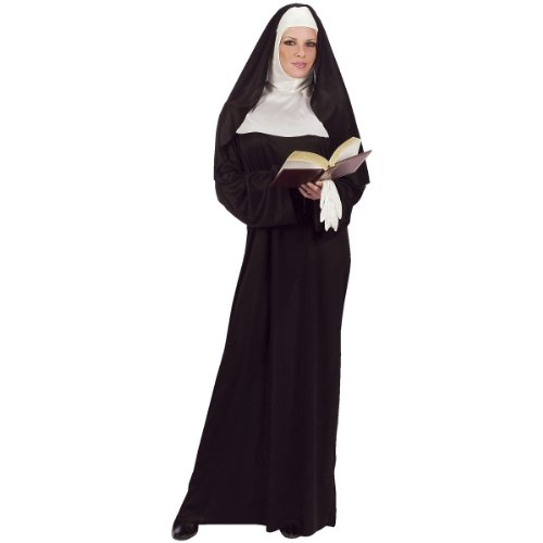Morris Womens Mother Superior Costume