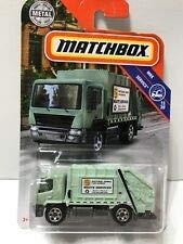 - Matchbox Garbage King