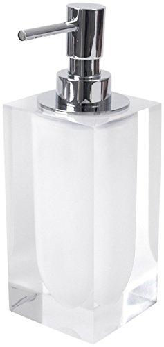Jonathan Adler Hollywood Lotion Pump, White ()