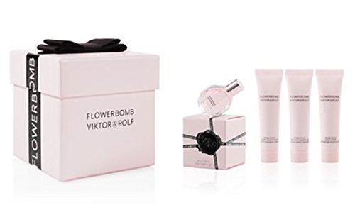 Viktor @ Rolf Flowerbomb 4 Pc Gift Set Flowerbomb Gift Set