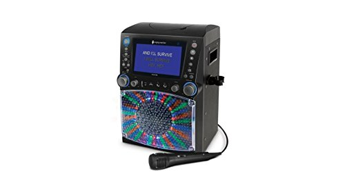 Singing Machine Bluetooth Karaoke System with 7'' Color Monitor and Microphone by Singing Machine* (Image #1)