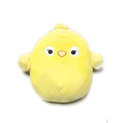 Squishmallow Aimee The Chick 7 Inch: Toys & Games