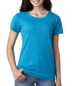 Next Level Womens The Ideal Crew (N1510) -TURQUOISE ()