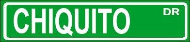 novelty-family-last-name-chiquito-street-sign-4x18-plastic-wall-art-dcor