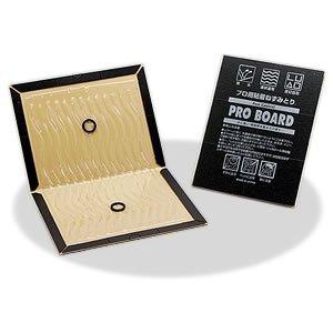 【ケース】耐水性ネズミ捕り プロボードL99 1ケース(100枚入) B00HVW8U34