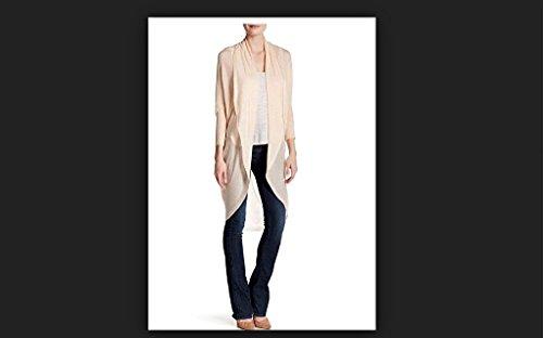 Eileen Fisher Womens Long Dolman Sleeve Cardigan (Large)