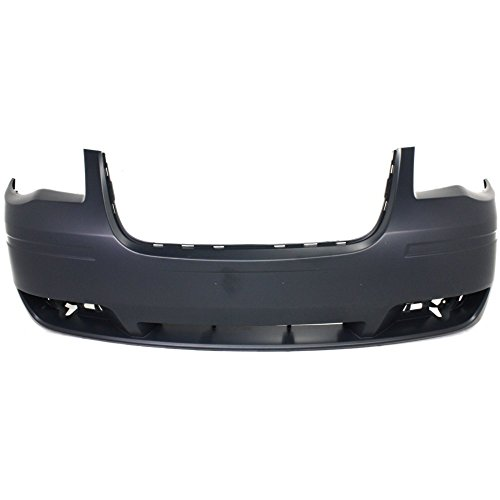 Front BUMPER COVER Primed for 2008-2010 Chrysler Town & Country