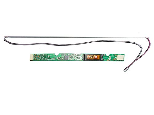 LCDPARTSDIRECT® CCFL Backlight With Wire And Inverter Combo for 14.1