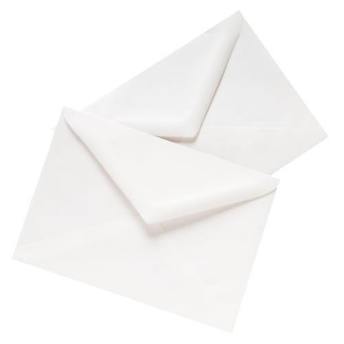 100 C7 White Envelopes for Greetings Cards 113mm x 82mm FREE POST 100gsm Premium Thickness