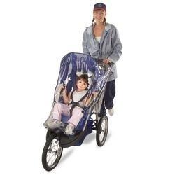 Jogging Stroller Rain Cover