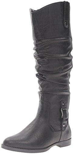 Easy Boot Black Vim Slouch Women's Street pqCraBnwpF