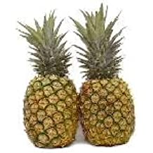 Fresh Tropical Gold Hawaiian Pineapples (Case)