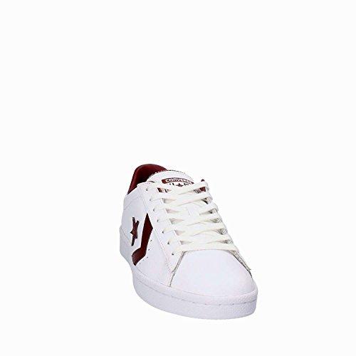 Ox Sneaker Converse Leather Pro Bianco x8wFnzBRqn