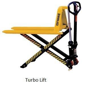 Wesco Mfg, Turbo Lift, Mhl-2043, Capacity: 3,300 #, Fork