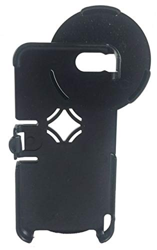 Phone Skope Phone CASE ONLY 1/2 Digiscoping kit for Spotting Scope, Binocular, Microscope, Zoom Camera, Hunting, Biology, Birdwatching, Birding and Phone Scope Lenses (iPhone 7/8)