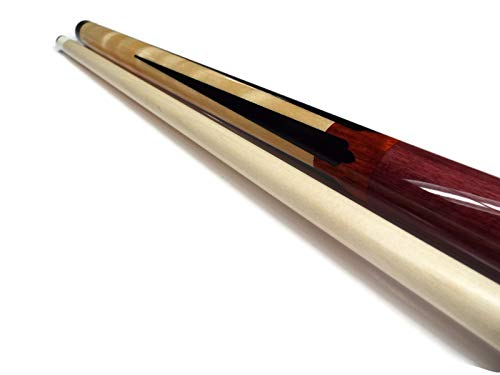 - Joss Sneaky Pete (Hustler) Purple Heart, Maple, Ebony Points